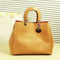 Fashion Lady Women PU Leather Shoulder Bag Messager Tote Hobo Purse Handbag