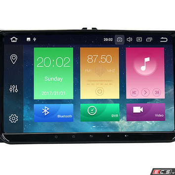 """9"""" Android Multimedia System"""