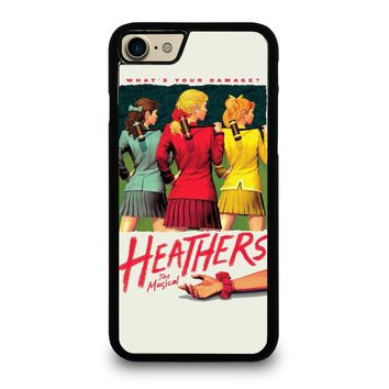 HEATHERS BROADWAY MUSICAL Case for iPhone iPod Samsung Galaxy