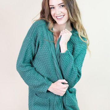 Betty Knit Duster Sweater