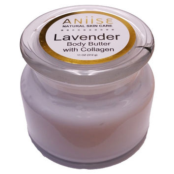 Lavender Body Butter with Collagen