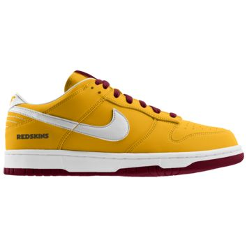 Nike Dunk Low (NFL Washington Redskins) iD Men's Shoe