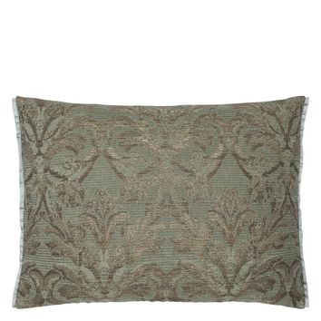 Designers Guild Vittoria Antique Jade Decorative Pillow