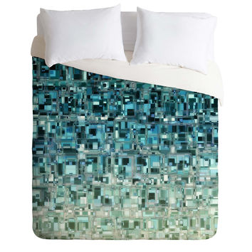 Lisa Argyropoulos Thirst Duvet Cover