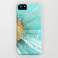 Happiness iPhone Case by Beth - Paper Angels Photography | Society6