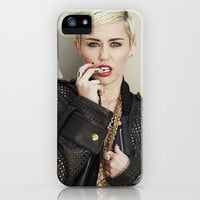Miley Cyrus 2013 Shoot iPhone & iPod Case by swiftstore