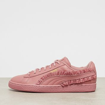 Puma Basket Classic Frill Limited Lace Casual Shoes
