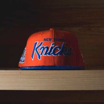 Just Don New York Knicks Logo - 'Orange/Blue'