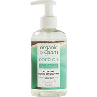 Online Only Coco Oil Ginger Inflammation & Healing