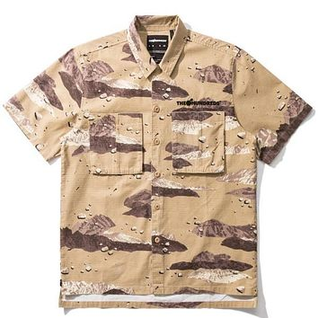 The Hundreds - Dust SS Woven - Camo