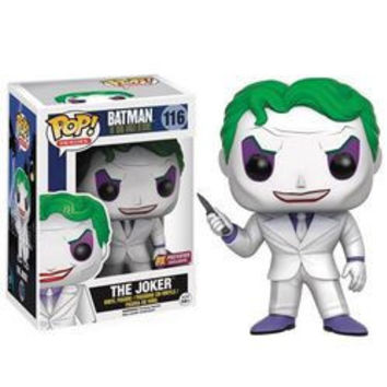 POP! HEROES 116: THE DARK KNIGHT RETURNS - THE JOKER