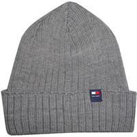 Tommy Hilfiger Men's Winter Knit Hat Skull Cap Grey