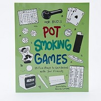 Pot Smoking Games Book - Urban Outfitters