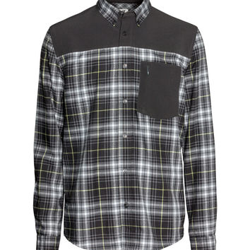 H&M - Outdoor Shirt - Black - Men