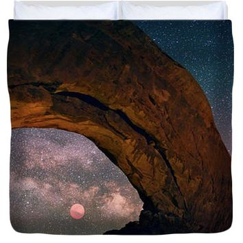 Star Gazing - Duvet Cover