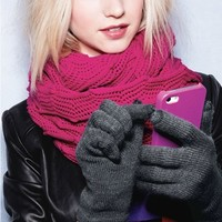 Echo 'Touch' Knit Gloves | Nordstrom