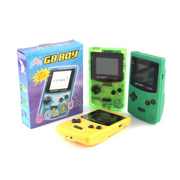 GB Boy Color - Backlit Screen, plays GB and GBC Games!