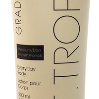 st. tropez - gradual tan everyday body lotion - medium/dark - #0743