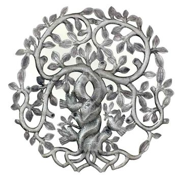 Twisted Tree of Life Wall Art