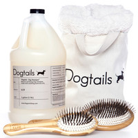 DOGTAILS - Dog Grooming Kit