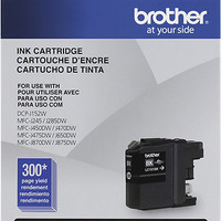 Brother - LC101BK Ink Cartridge - Black