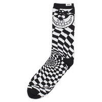 Disney Cheshire Crew Sock 1 Pack | Shop at Vans