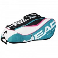 Head Tour Team Teal Monstercombi Bag