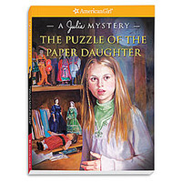 American Girl® Dolls: The Puzzle of the Paper Daughter: A Julie Mystery - Paperback