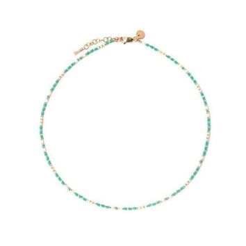 "Tess and Tricia ""Beach Babe"" Carded Choker"