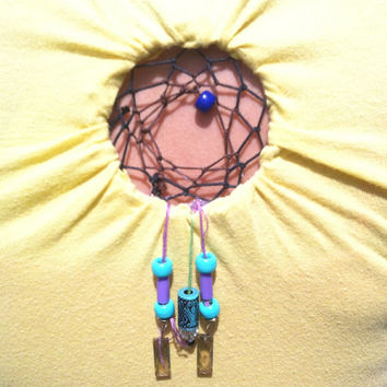 Mini Dreamcatcher shirt by Handspunhomegoods on Etsy