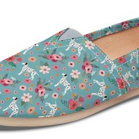 Dalmatian Flower Casual Shoes