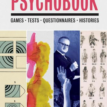 Psychobook: Games, Tests, Questionnaires, Histories Hardcover – September 6, 2016