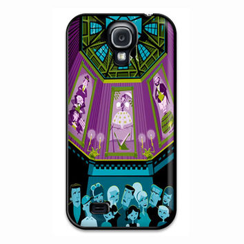 The Haunted Mansion Design Samsung Galaxy S4 Case