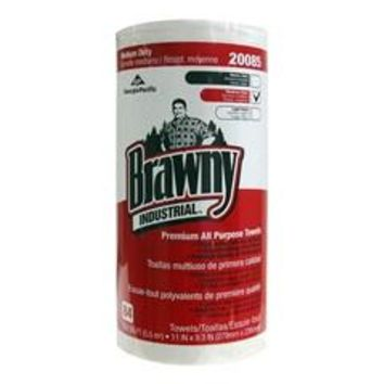 Georgia Pacific  20085 Paper Towel Brawny Industrial Medium Duty Roll - 20 count