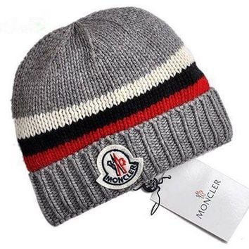 CREYUIB Moncler New Style 7 Cable Knit Beanie