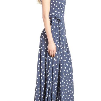 Tularosa Sid Wrap Maxi Dress (Nordstrom Exclusive) | Nordstrom