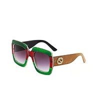 GUCCI trend men and women sunglasses fashion sunglasses N-ANMYJ-BCYJ