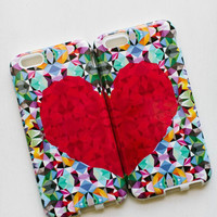 Heart iPhone 6 Case Set
