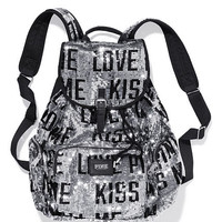Bling Backpack - PINK - Victoria's Secret