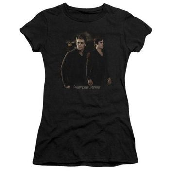 The Vampire Diaries Brothers Junior T Shirt