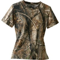 Cabela's Women's 100% Cotton Short-Sleeve Tee : Cabela's