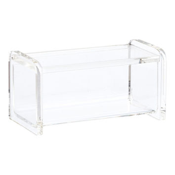 Small Acrylic Hinge-Lid Box