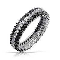 Bling Jewelry Eternal Evening Ring