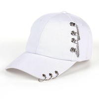Chained Baseball Cap
