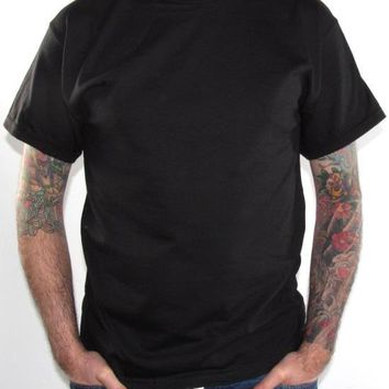 Black Shirt Blank | Is Shirt