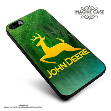 John Deere Logo case cover for iphone, ipod, ipad and galaxy series