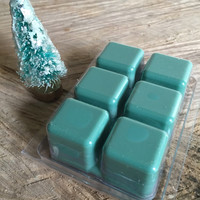 Wax melts tarts tart warmer Christmas tree balsam pine stocking stuffer gift under 10