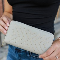 Casual Encounters Wallet - Stone