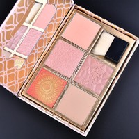 New Makeup blush bronzer eyeshadow palette five color highlighter palette Blush Bar Blush Rockateur Palette