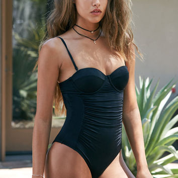 Rhythm My Bustier One Piece Swimsuit at PacSun.com